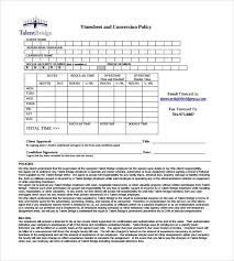 Payroll Time Calculator Sample Payroll Time Sheet Calculator 8 Documents In Pdf