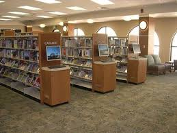 library furniture design. steel library shelving with custom end panel opac stations u003du003dlibrary interior designsu003d furniture design