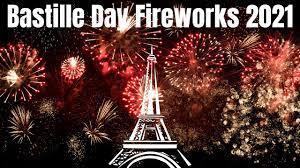 Bastille Day Fireworks 2021 - Paris ...
