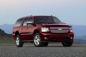 2014 Chevrolet Suburban, Tahoe, GMC Yukon Recalled For Brake Issue