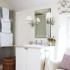 elegant traditional bathrooms. Traditional Bathroom White Sconce Right 2 Edu Throughout  Lighting Elegant Traditional Bathrooms