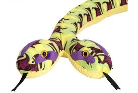2 headed snake adult toy