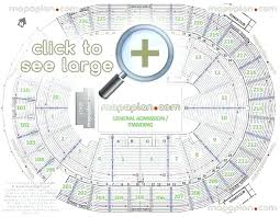 Golden One Center Interactive Seating Chart Key Arena Seating Chart Travelmoments Co