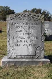 Eugenia Harper Youngblood (1871-1930) - Find A Grave Memorial