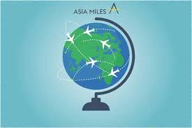 Asia Miles Award Charts Routing Rules