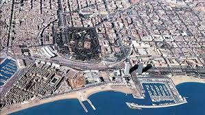Resultado de imagen de villa olimpica barcelona