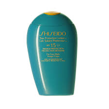 <b>Солнцезащитный лосьон</b> SPF 15 N - <b>Shiseido</b>