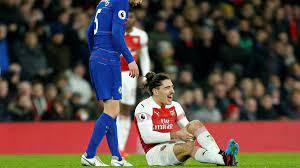 Hector Bellerin vom FC Arsenal erleidet Kreuzbandriss - Eurosport