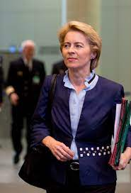 Ursula von der Leyen soll Kommissionspräsidentin werden