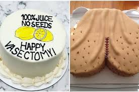 14 Guys Who Celebrated Their Vasectomies With Cakes That Will Make