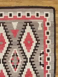 native american antique navajo rug for