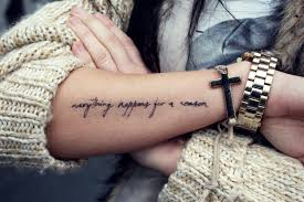 Best Inspirational Tattoo Quotes