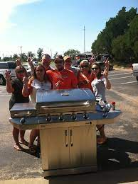 Cowboys Tailgate: Playing Hookey - Article Photos