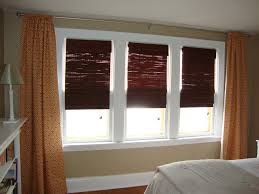 Stunning Curtains For Bedroom Window Photos Amazing Design Ideas - Master bedroom window treatments