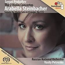 <b>Prokofiev</b>: <b>Violin Concertos</b> Nos. 1 & 2