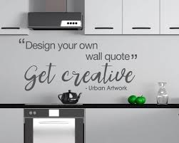 Small Picture Design Your Own Wall Quote Custom Made Personalized Wall Vinyl