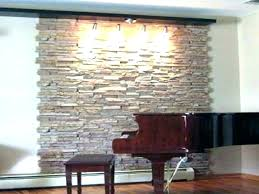 fake stone wall faux brick covering panels paneling for interior walls exterior