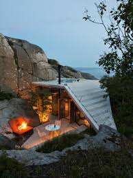 Contemporary Cabins Small Modern And Minimalist Houses Small House Bliss