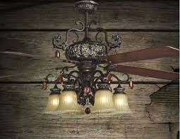 fan chandelier