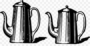 empty coffee pot clipart. Perfect Pot Coffeemaker Teapot Clip Art  Coffee In Empty Pot Clipart G