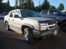 Used 2004 Chevrolet Avalanche 1500 For Sale | Milwaukie OR