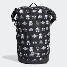 adidas <b>Star Wars Backpack</b> - Black | adidas Australia