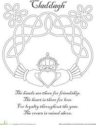 Small Picture Ireland Coloring Pages Cool Irish Coloring Pages at Coloring Book