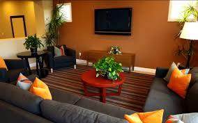 Orange Living Rooms Bedroom Amazing Brown And Orange Living Room Ideas Gray Grey