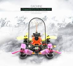 Eachine Chaser88 F3 FPV Racer ARF with 4 In 1 6A ESC 58G 40CH VTX