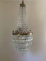 beaded crystal chandelier basket chandelier antique french empire brass beaded basket crystal chandelier wedding cake katerina