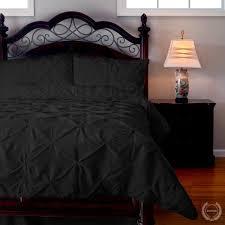 emerson 4 piece pinch pleat puckering comforter mini set
