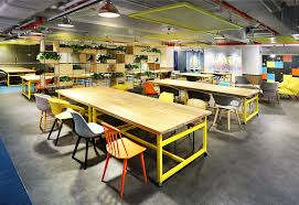 hk open office space. The Wave Opened Its First Location In Heart Of Hustle And Bustle Kwun Tong, Boasting 11 Floors Space For Startups. Hk Open Office