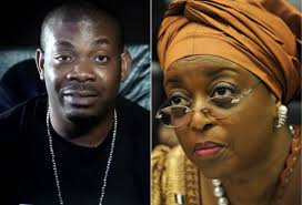 Image result for Don Jazzy weighs in on Diezani alleged theft scandal