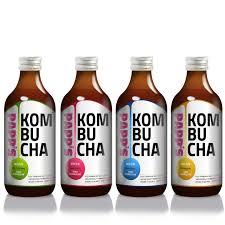 Kombucha Label Design Bottle Label For Kombucha Brand 60 Packaging Designs For