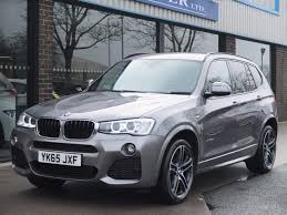 BMW X3 2.0 XDrive20d M Sport Auto (M Plus And Pro Media) Estate