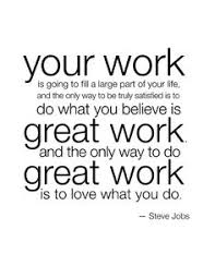 How To Do A Quote For A Job Best Motivational Quote About Hard Work By Steve Jobs Your