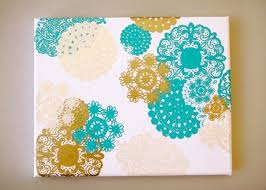 Canvas Design Ideas image source blush and bashful