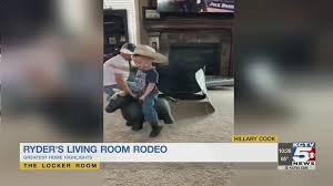 Greatest Home Highlights: Ryder goes the full 8 seconds on his 'bull' |  Sports | kctv5.com
