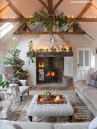 best 25 christmas living rooms ideas