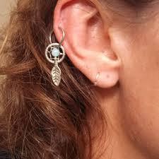 Dream Catcher Helix Earring Best Dream Catcher Cartilage Earring Products on Wanelo 6