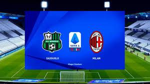Sassuolo vs AC Milan   Mapei Stadium   2019-20 Serie A