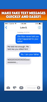 Store Messages Text Fake – On textmeme App The