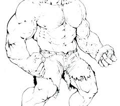 Printable Hulk Coloring Pages Coloring Hulk Coloring Pages To Print