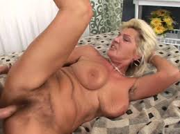 Granma s hairy pussy