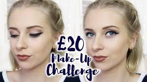 20 make up challenge