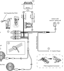 wiring diagram for piaa lights wiring image wiring light pod wiring help page 2 on wiring diagram for piaa lights