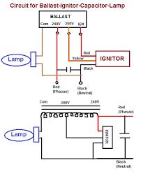 mercury vapor ballast wiring diagram Advance Mark 7 Wiring Diagram Chevy 7 Pin Trailer Wiring Diagram