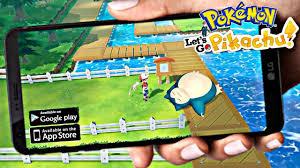 Download Pokémon: Let's Go, Pikachu! Mobile Android APK & IOS