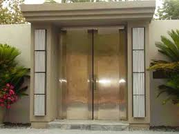 contemporary double front doors modern front doors for homes with glass door elegant oversized modern double