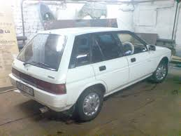 1990 Toyota Corolla II Pictures, 1300cc., Gasoline, FF, Manual For ...